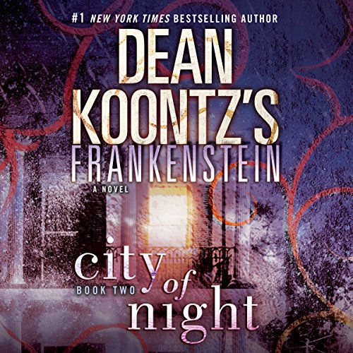Frankenstein: City of Night cover art