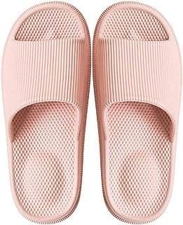 DRUNKEN Slipper for Men's and Women's Flip Flops House Slides Home Bathroom Clogs Sandals