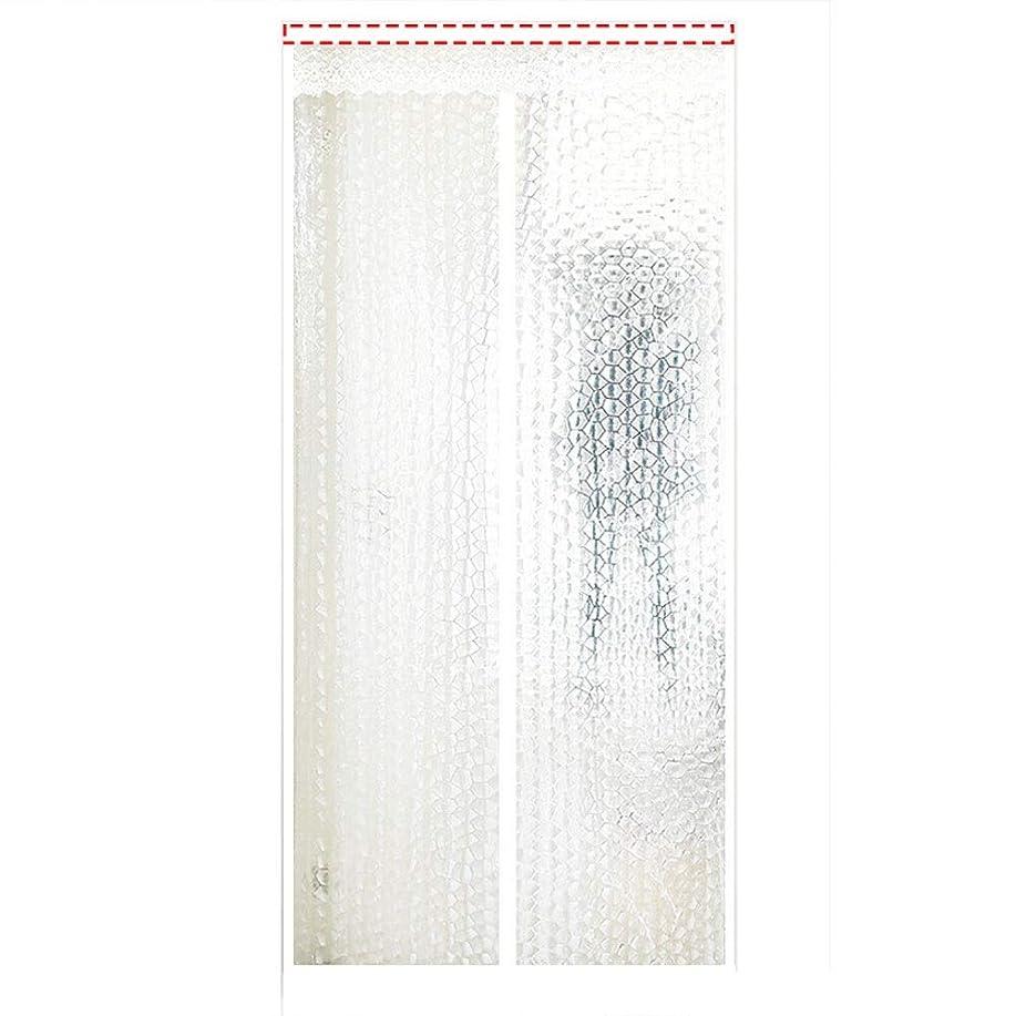 アラブ結婚忠実磁気スクリーンドアカーテン 防虫ドアエアコン気密ドアカーテン防蚊分離ヒューム保温?防風簡単設置隙間なし JFIEHG (色 : G, サイズ : 80x190)