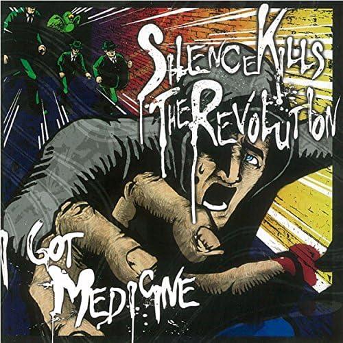 SILENCE KILLS THE REVOLUTION