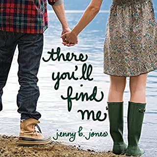 There You'll Find Me audiobook cover art