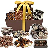 Mega Delectable Artisan Crafted Gift Basket