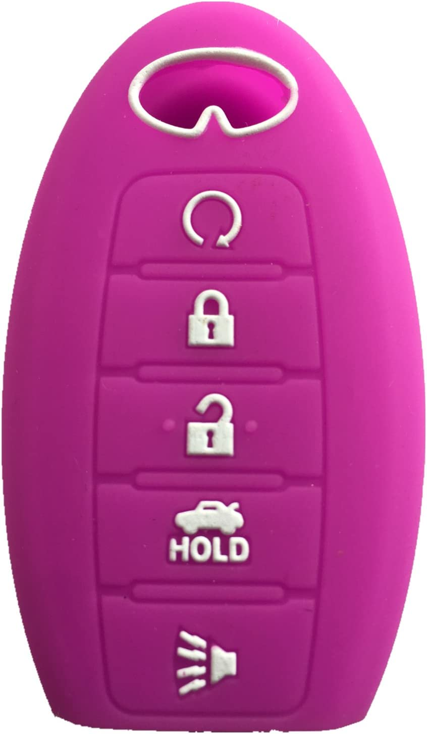 Rpkey Silicone Spring new work Keyless Entry Remote Control Fob Key p Case Cover Trust