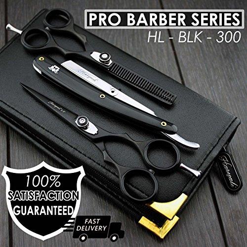 Peluquería/profesional estilo corte de pelo, tijeras de entresacar Tijeras Set con–los hombres...