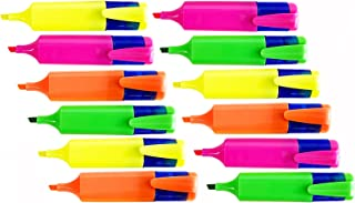 Sponsored Ad – 12 Highlighters Pens   2 x 6pk Highlighter Pens Multipack   Chisel Tipped Assorted Colours   College and St...