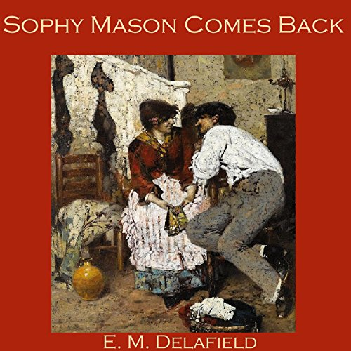 Sophy Mason Comes Back cover art