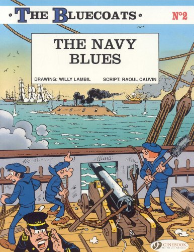 The bluecoats - tome 2 The navy blues (02)