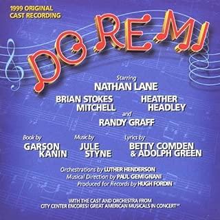 Do Re Mi 1999 Broadway Revival Cast