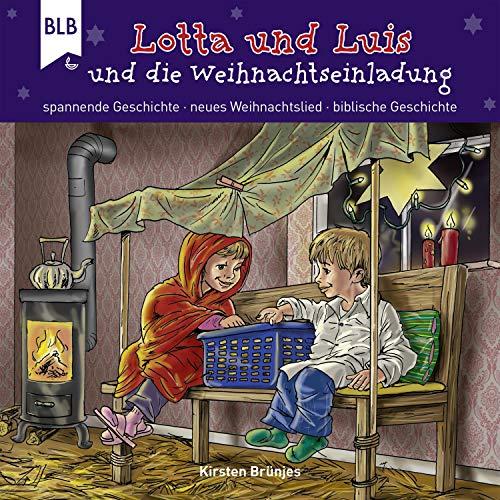 Lotta und Luis und die Weihnachtseinladung Titelbild