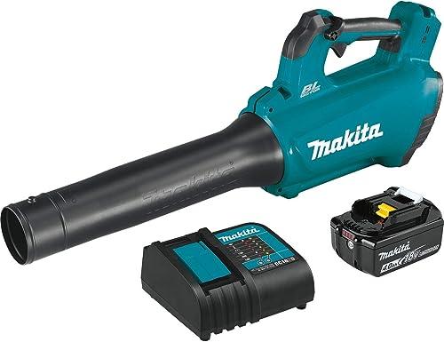 discount Makita XBU03SM1 18V LXT Lithium-Ion Brushless discount 2021 Cordless Blower Kit (4.0Ah) sale