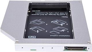 CMDZSW 12.7mm Universal Aluminium tweede harde schijf Bay, Gebruikt for IDE naar SATA 2.5-inch harde schijf Solid State Dr...