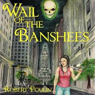 Wail of the Banshees audiobook cover art