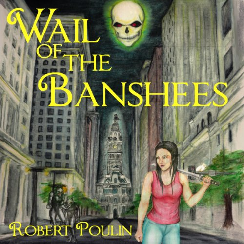 Wail of the Banshees audiobook cover art