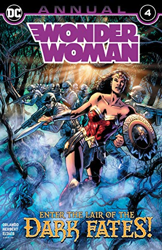 Wonder Woman (2016-) Annual #4 (English Edition)