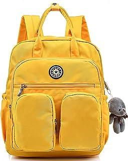Scioltoo Cute Backpacks for Teens 14 Inch Bookbag Lightweight Waterproof Mini Laptop Bag