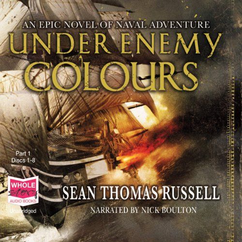 Under Enemy Colours cover art