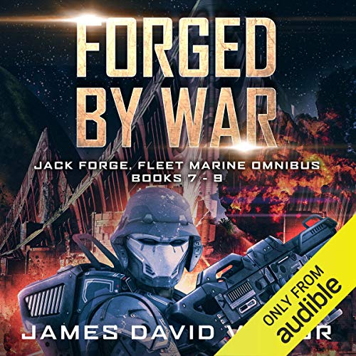Forged by War Omnibus cover art