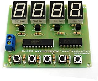 DDIY Responder Soldering Project Kit 4 Circuit DIY Electronic Product Suite
