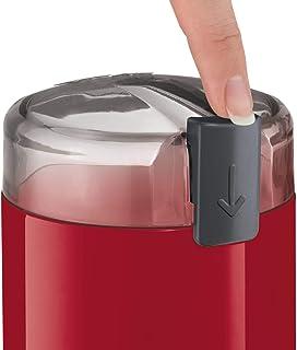 Bosch Elektrisk kaffekvarn med en effekt på 180 W TSM6A014R, röd