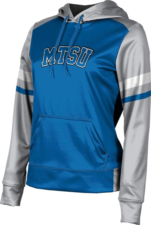 ProSphere Middle Tennessee State University Girls' Pullover Hoodie, School Spirit Sweatshirt (Old School)