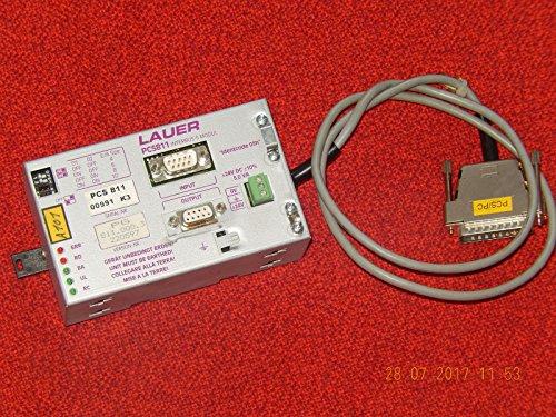 LAUER PCS 811 Interbus S Modul mit Kabel PG811.0003