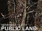 November 15 - Public Land: Giant Buck at 30 Yards