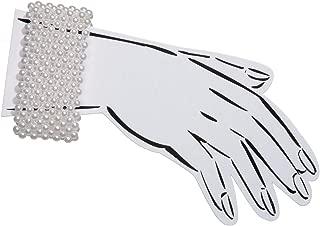 Darice Bulk Buy DIY Victoria Lynn Wrist Corsage Pearl Bracelet Cream 1.5 inches (3-Pack) VL5811P
