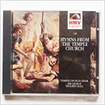 Hymns From The Temple Church [Music CD]
