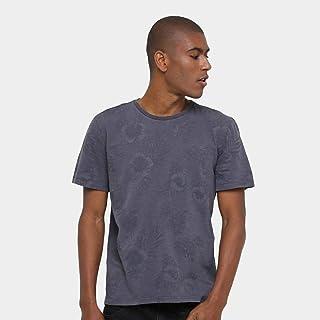 66bac06e6 Camiseta Triton Floral Masculina
