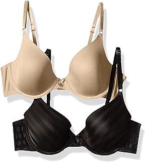 836b6447fb Maidenform Self Expressions Women s One Fab Fit Demi T-Shirt Bra 2-Pack Bra