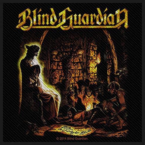 Blind Guardian Aufnäher - Tales From Twilight Patch - Gewebt & Lizenziert !!