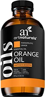 art naturals Pure Sweet Orange Essential Oil 4 Fl Oz