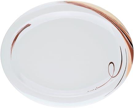 Preisvergleich für Seltmann Weiden 001.657731 Top Life - Teller/Speiseteller/Essteller - oval - 29 cm - Aruba - Porzellan