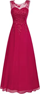 red ball gown for debut