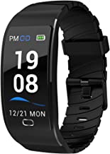 Sonnic Smart Watch for Men or Women, Fitness Tracker, Heart Rate Monitor Bracelet for iPhone or Android Phones with Step Counter, Calorie Counter, Activity Tracker