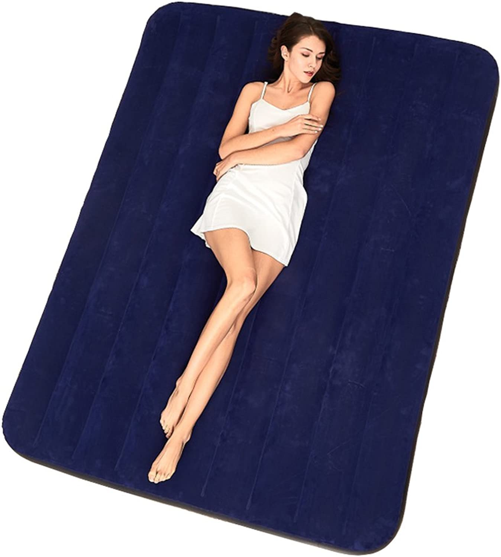 Bed-LSS Bett, aufblasbare aufblasbare aufblasbare Luftpolster-Haushalts-Faule Klappbett-Tragbare Matratze B07DZVPS6J  Qualitätsprodukte 16faac