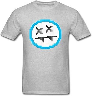 STROFA Men's Steve Aoki Logo Short Sleeve T Shirt