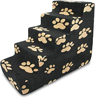 Made in USA Pet Steps/Stairs with CertiPUR-US Certified...