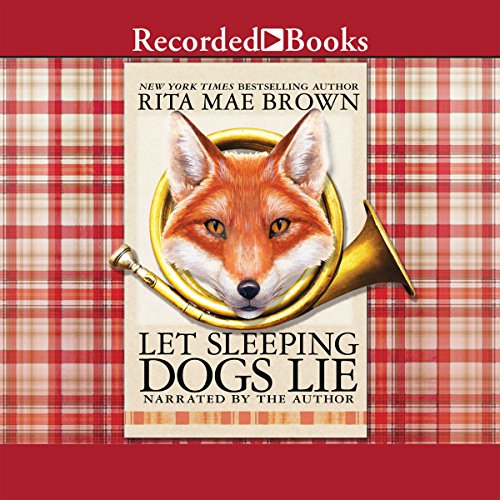 Let Sleeping Dogs Lie audiobook cover art