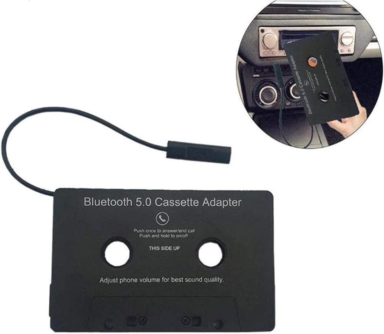 WANSHIDA QiQi Shop Cinta Auto con convertidor de Bluetooth MP3 / SBC/Cassette de Audio estéreo Bluetooth Fit para Adaptador Auxiliar Adaptador de Reproductor de Cassette