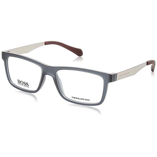 cb8b52f0d8 Eyeglasses Boss Black Boss 870 005G Matte Gray Burgundy