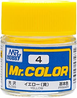 mr color yellow