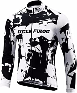Uglyfrog #01 2018 New Mens Cycling Clothes Spring&Autumn Style