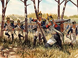 Italeri 6066S - Guerras Napoleónicas-polaca de Infantería