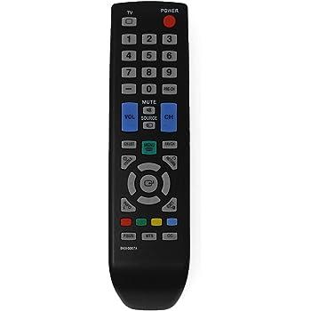 DEHA TV Remote Control for Samsung LE32A430T1XXC Television