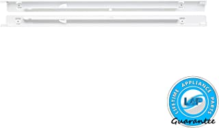 Lifetime Appliance 240530601 & 240530701 Pan Hangers Compatible with Frigidaire Refrigerator