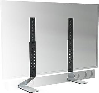 Erard FIT UP XL 035310 Universal TV Tischständer 40 65 Zoll schwarz