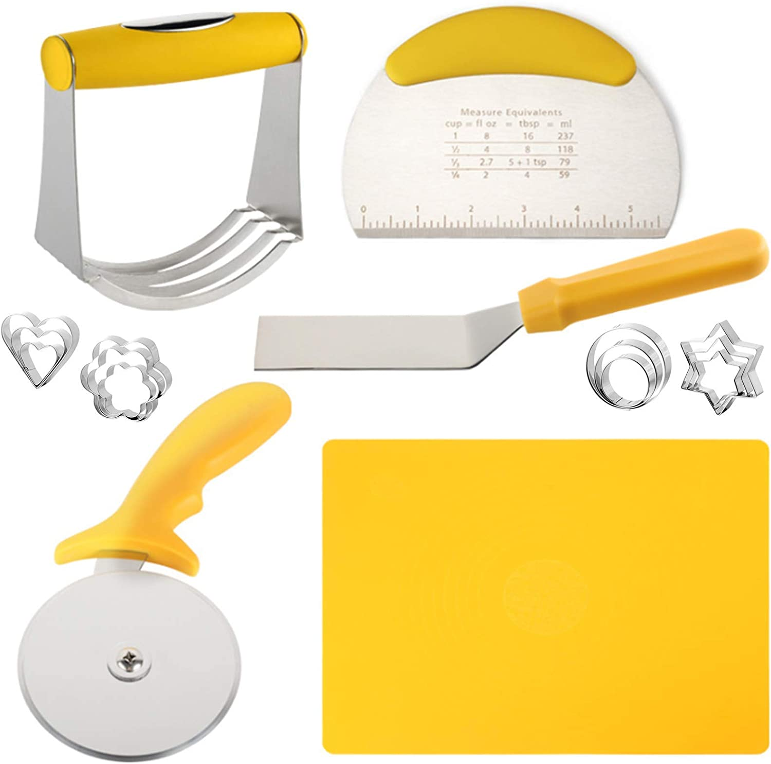 Baking Mats Silicone Pastry mat Extra with Large Thi Cheap bargain Measurement Max 88% OFF