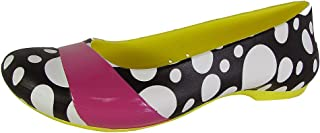 Crocs Womens Gianna Mondo Dot Flat Shoes
