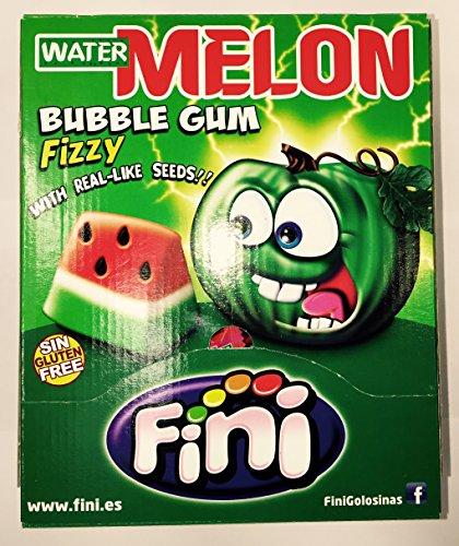 Fini Melon Bubblegum Fizzy 200St. 1,1kg